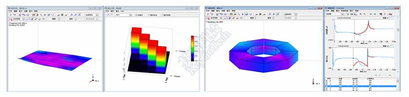解决方案 结构性能 模态分析 > 模态测试解决方案   signalpad模态